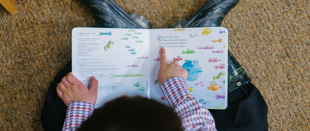 učenje angleščine za otroke